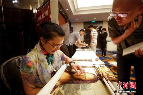 2014美国史密森民俗节 中国主题活动