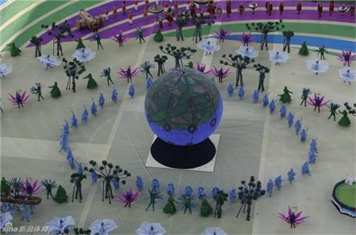 2014巴西世界杯开幕