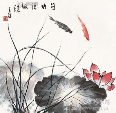 当代水墨丹青 尽显中国画风采