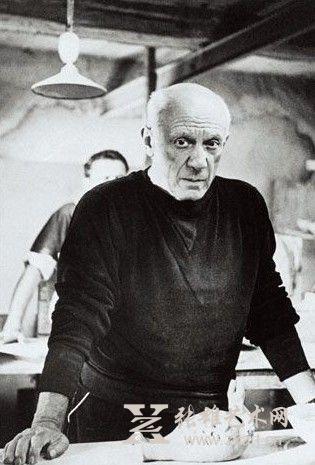 毕加索与盖内克感人至深的友谊:慷慨赠画271幅-张雄