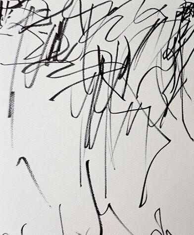看艺术家教孩子画画-张雄