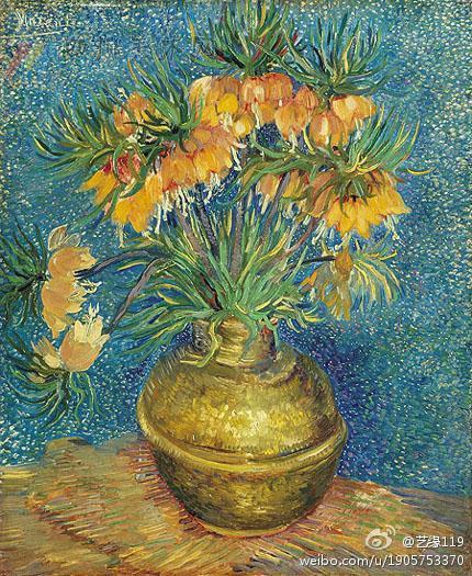 梵高美术馆责任之一:解释梵高为什么伟大 土豆,鞋子,向日葵,星空,还有